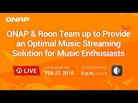 QNAP & Roon Team up to Provide an Optimal Music Streaming Solution for Music Enthusiasts