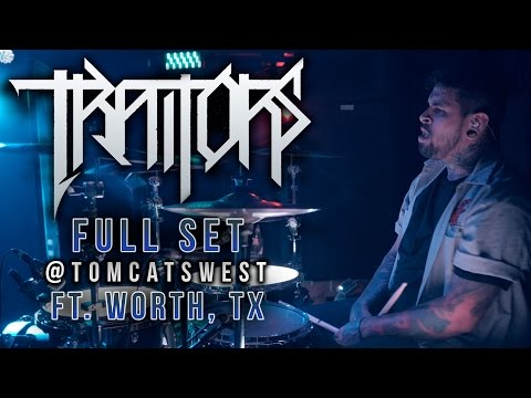 TRAITORS - Full Set {HD} LIVE @ Tomcats West 8/21/16