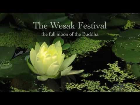 THE WESAK FESTIVAL - the full  - VamosDotPK