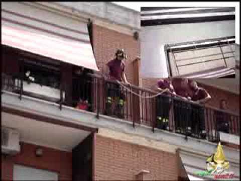 Apertura porta genzano di roma vigili del fuoco nemi 32a - Apertura porta di roma ...