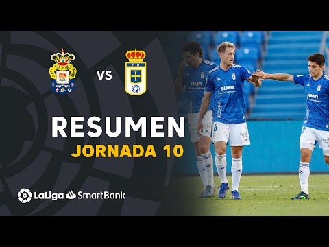 Las Palmas Oviedo Goals And Highlights