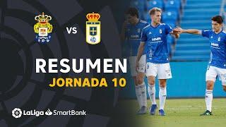 Resumen de UD Las Palmas vs Real Oviedo (1-2)