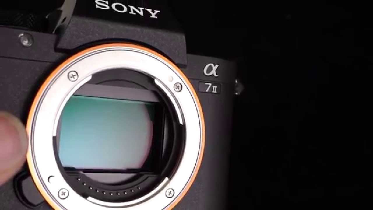 Sony Alpha A7SII Review - Mark Galer
