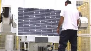 Cómo se fabrican las Placas Solares Fot...