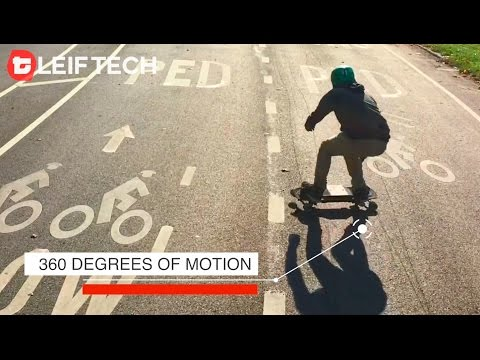 Snowboard Everywhere - with LEIF Technologies