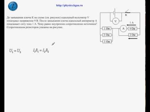 0017 Физика (часть С) - электромагнетизм