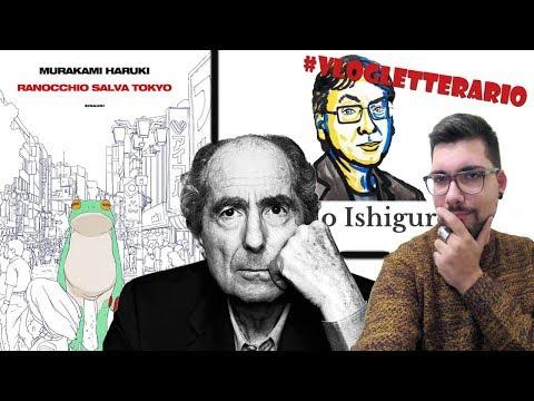 Perché Philip ROTH non vincerà MAI il Premio Nobel #VlogLetterario