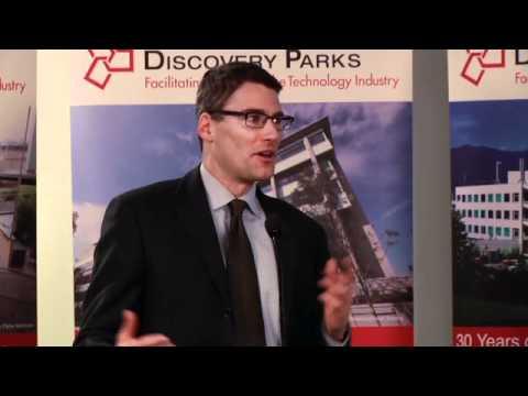 Vancouver Mayor, Gregor Robertson at Generator Challenge Announcement
