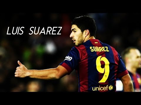 Luis Suarez - King Kong | Goals & Assists Show 2014/15 | HD @LuisSuarez9