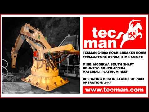 C1000 Compact  TMB6 Modikwa Mine SOUTH AFRICA 2014 V170829