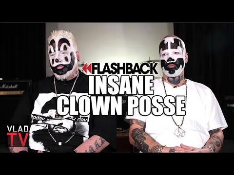 Insane Clown Posse: Our Beef With Eminem Started With Him Handing Us A Fake Flyer (Flashback)