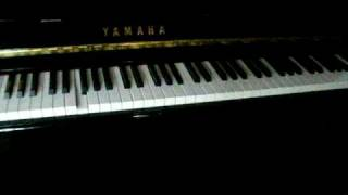 KANON 「雪の少女」 on Piano