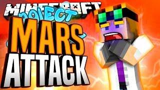 Minecraft - MARS ATTACKS - Project Ozone #167