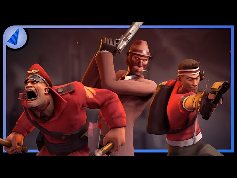 The Red, the Blu, and the Ugly [SFM]