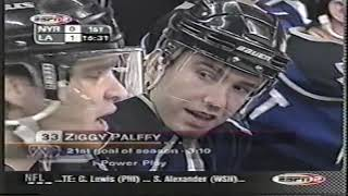 14.12.2000 NY Rangers -  Los Angeles