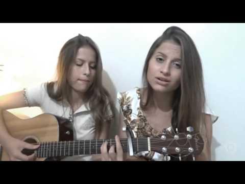 Louca de Saudade - Jorge e Mateus Cover Julia & Rafaela