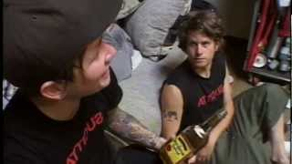 blink-182 & green day & Jimmy Eat World making fun.