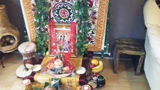 Durga Puja at home UK