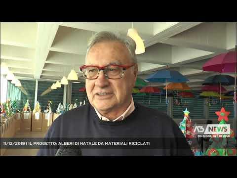 11/12/2019   IL PROGETTO: ALBERI DI NATALE DA MATE...