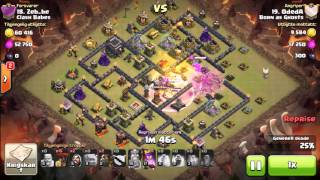Clash Babes vs Born As Ghosts stoned max attack
