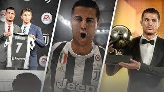Jak poradzi sobie CR7 w Juventusie ? | FIFA 18 EKSPERYMENT