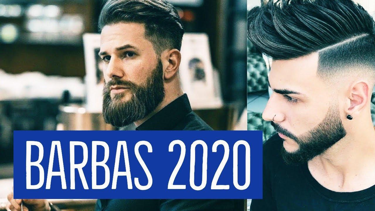 Estilos De Barba Para 2020 Youtube