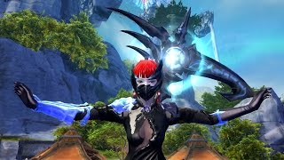 Aion 65lvl Gladiator PvP (Solo) 4.0-4.6 - With Extend Polearm