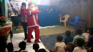 christmas song nlc mission india