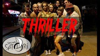 Thriller Flash Mob 2018! (Sailing Satori)