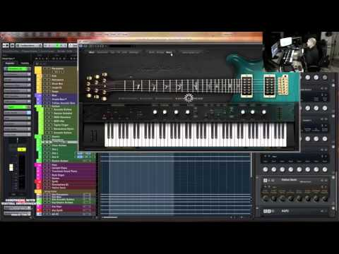 Composing with Virtual Instruments -