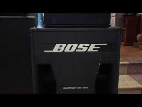 Siêu phẩm sub bose -302 ii hai bass 30 một thùng nặng 57kg quá khủng khiếp lh:0948388448 - YouTube