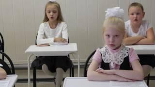 Зачётный урок по сольфеджио у воспитанников студии эстрады