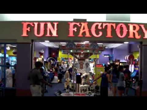 Fun Factory Kahala Mall Youtube