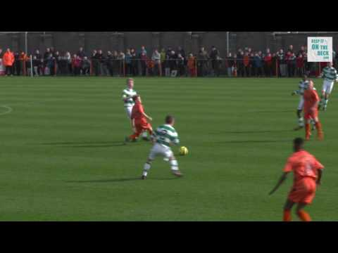 St Kevins Boys vs Glasgow Celtic - Academy Cup 2016