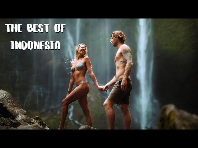 FOREIGNERS GO DEEP INTO JAVA - Tumpak Sewu Waterfall