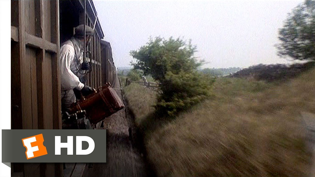 the great train robbery 10 12 movie clip   throwing gold