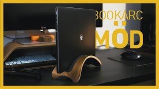 Twelve South BookArc Mod - Walnut