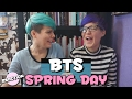 BTS 방탄소년단  - SPRING DAY 봄날 ★ MV REACTION
