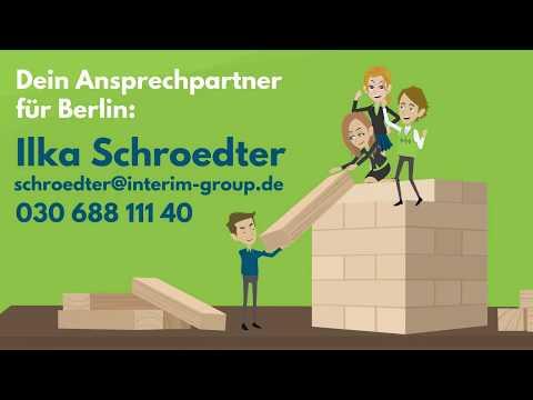Recruiter/HR Consultant (m/w) gesucht - Berlin - interim Group