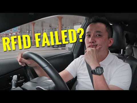 RFID toll in Malaysia, does it work? - AutoBuzz.my