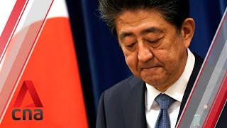 Japan PM Shinzo Abe unveils new COVID-19 measures ahead of resignation