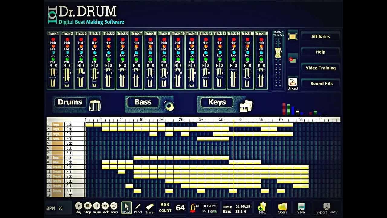 Dr drum скачать программу через торрент