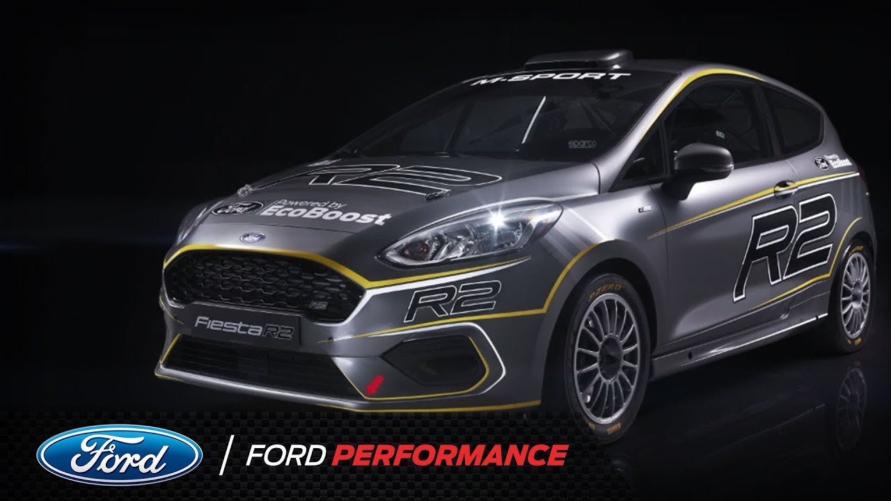 All New Ford Fiesta R2 Ford Performance Youtube