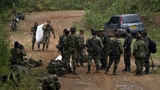Colombia reanudó los bombardeos contra las FARC