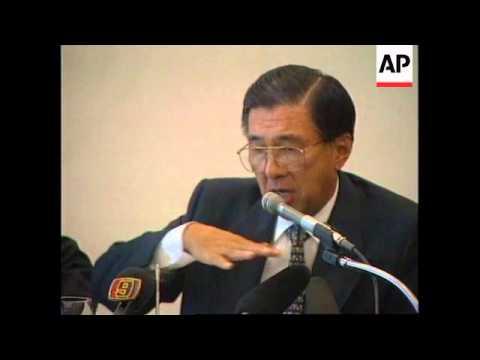 THAILAND: POLITICIAN RAINSY TO BOYCOTT CAMBODIAN ELECTIONS