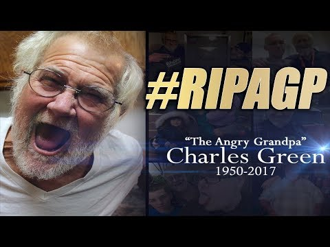 ANGRY GRANDPA'S FUNERAL! (Rest in Peace)