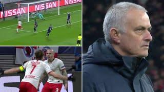 Sack Jose Mourinho NOW! RB LEIPZIG 3-0 TOTTENHAM | UEFA CHAMPIONS LEAGUE #Spursy #JoseOut