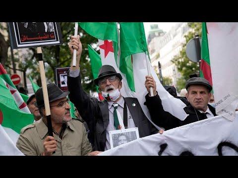 ...مسيرة بباريس لإحياء ذكرى قمع المتظاهرين الجزائريين ف  - 22:54-2021 / 10 / 17