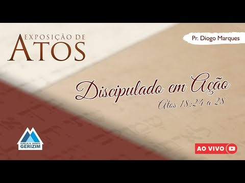 EBD | ESCOLA BÍBLICA DOMINICAL | CONHEÇA O ANTIGO TESTAMENTO - HABACUQUE from YouTube · Duration:  18 minutes 18 seconds