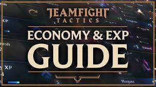 ECONOMY & EXPERIENCE BEGINNER GUIDE   Teamfight Tactics